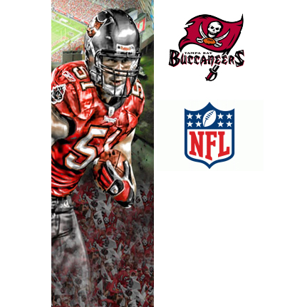 Forfait NFL Buccaneers
