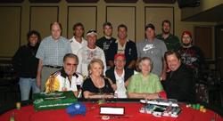 Le poker féminin rafle les premières places!